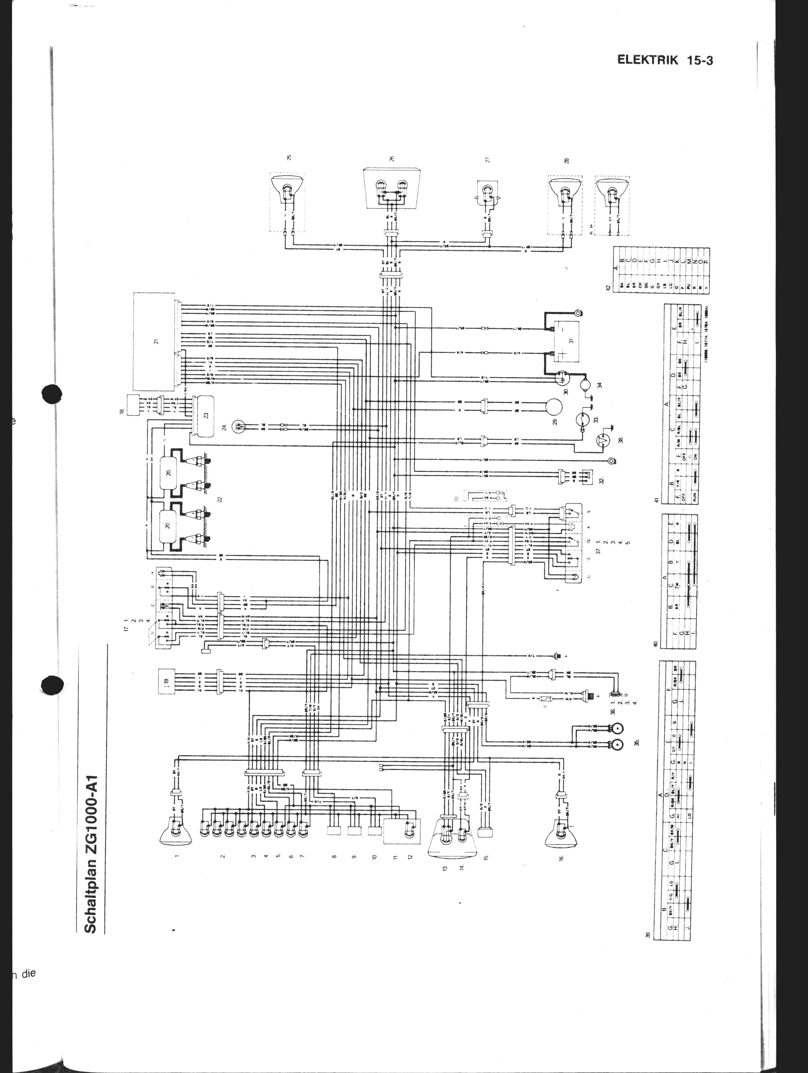 Großzügig A1 Fensterheber Schaltplan Galerie - Der Schaltplan ...